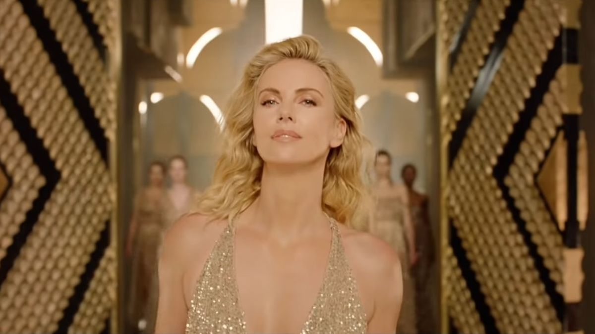 Dior - J'adore the New Absolu - Charlize Theron